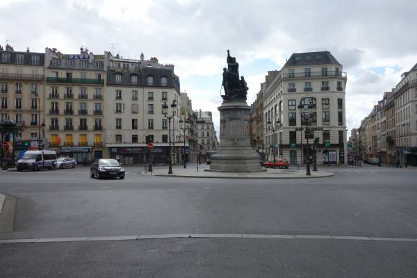 Place de Clichy, Paris 18